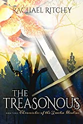 The Treasonous (Chronicles of the Twelve Realms Book 3) (English Edition)