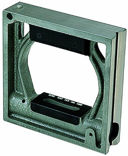 Metrica 30132 Livella Lineare di Precisione, 250 X 250 mm  0,10/M