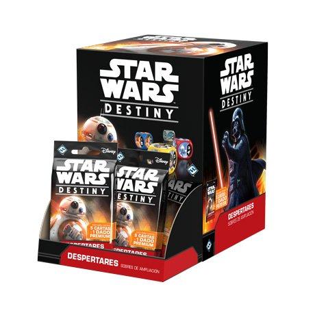 Star Wars Destiny sobre de ampliación