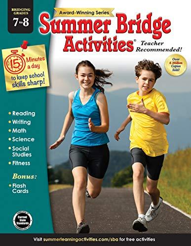 Summer Bridge Activities: Bridging Grades 7 to 8