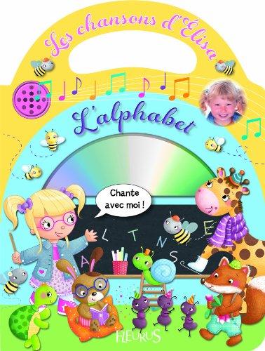 Livre pour enfant L'alphabet (1CD audio) Album enfant