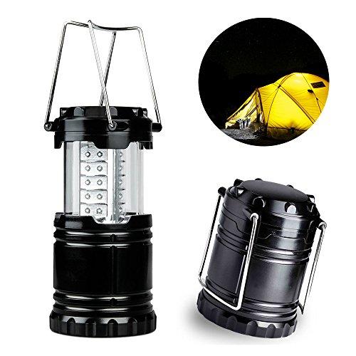 Marejolie LED Campinglampe Auch als Leuchte fürs Angeln Oder als Tragbare Zeltlampe Geeignet