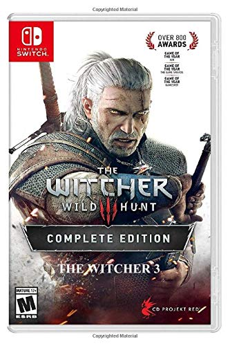 THE WITCHER 3: WITCHER 3: WILD HUNT - NINTENDO SWITCH OFFICIAL WALKTHROUGH
