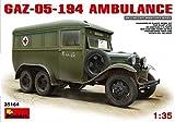 MiniArt 35164 - Modellbausatz GAZ-05-194 Ambulance