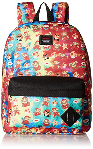Vans Nintendo Old Skool Backpack Mario Multicolor UNICA