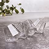 Thumbs Up SO-DIASHT4 Diamond Shot Gläser (4er Set), Glas, Durchsichtig, 8.5 x 24 x 8.5 cm