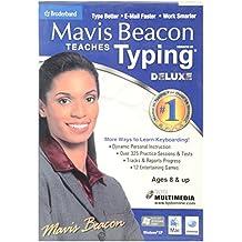 Mavis Beacon Typing Deluxe - CD-ROM