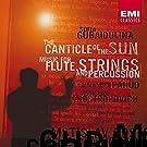 Le Cantique du soleil / Musique pour fl�te, cordes & percussion