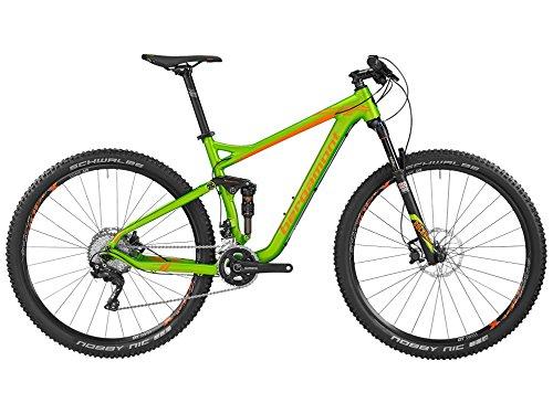 'Bergamont CONTRAIL Ltd MTB 29Modelo Especial Verde/Naranja 2016