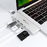 SAVFY USB C Hub HDMI für MacBook Pro 2017/2016 (13
