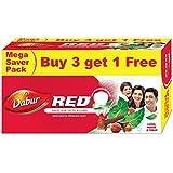 Dabur Red Paste, 150g (Buy 3 Get 1 Free)