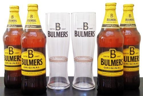 bulmers-original-premium-english-apple-cider-4-x-568ml-and-2-glass-gift-set