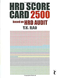 HRD Score Card 2500: Based on HRD Audit (Response Books)