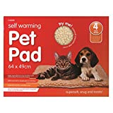 Picture Of SELF WARMING PET BED PAD SUPER SOFT MACHINE WASHABLE 64CM X 49CM