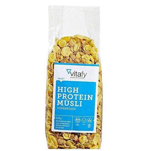 High Protein Müsli Superfood (525g)
