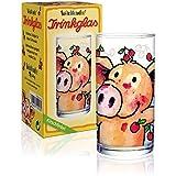 Lutz Mauder Lutz mauder19518Cherry Pig Trinkglas