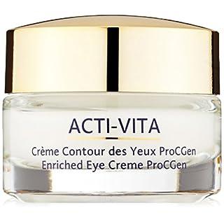 Monteil Acti-Vita femme/women, Enriched Eye Creme ProCGen, 1er Pack (1 x 15 ml)