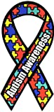 Large Autism Awareness Magnet 4x 8, Garden, Lawn, Maintenance by Garden at Home