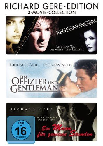 Bild von Ein Mann für Gewisse Stunden / Ein Offizier Und Ein Gentleman / Begegnungen [3 DVDs]