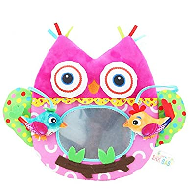 SKK BABY Safey Mirror Activity Toy For Infant Toddlers