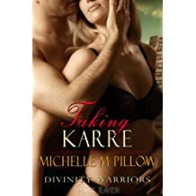 Taking Karre (Divinity Warriors Book 4) (English Edition)