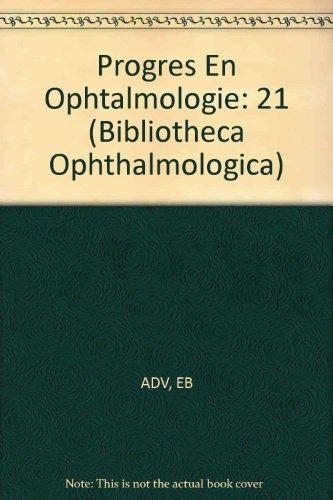 Progres En Ophtalmologie