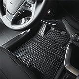 Gummimatten Fußmatten Auto Gummifußmatten passgenau FMD_Gum_OO71