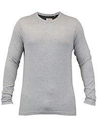 Camicia Grigio viscosa Abbigliamento Uomo it Amazon 5ZzSvn