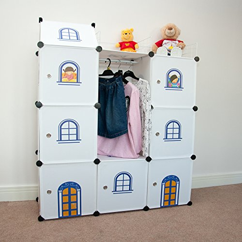 Castle Cubes u2013 Kids Storage ... : storage cubes for kids  - Aquiesqueretaro.Com