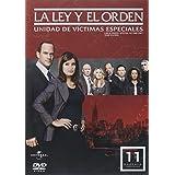 La Ley y El Orden UVE Temporada 11 Serie de TV Version Latina