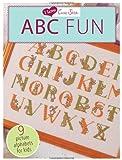 I Love Cross Stitch - ABC Fun: 9 Picture Alphabets for Kids