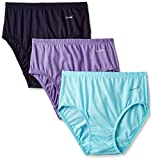 #9: Lovable Women's Cotton Brief (Pack of 3)(Colors may vary)