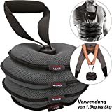 C.P. Sports Softkettlebells Kettlebelts Kettle Belt verstellbar von 2 kg