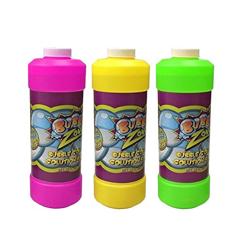 Something4u (1 Litre Container, 1000ml ) Bubble Gun Refill Liquid - Bubble Liquid - Bubble Solution - Bubble Gun Fuel - Automatic Bubble Machine Liquid