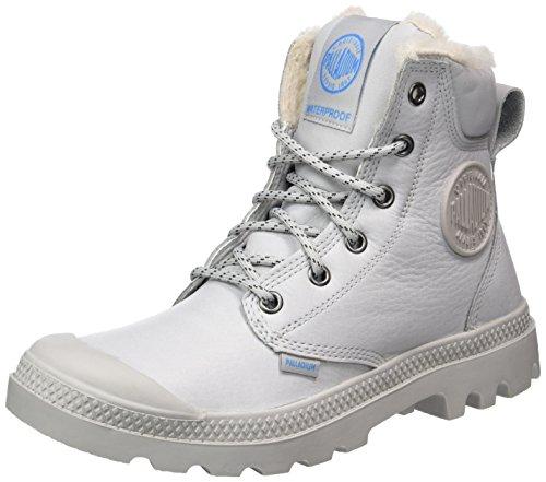 Palladium Pampa Sport Cuff WPS, Rangers Boots Mixte Adulte, Gris