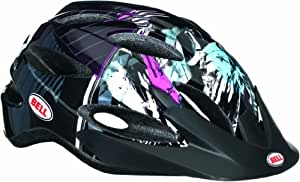 bell kinder fahrradhelm octane purple teal black swan 50. Black Bedroom Furniture Sets. Home Design Ideas