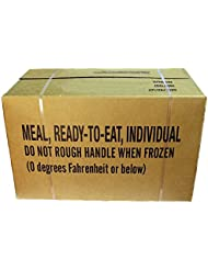 MRE Meals Ready to Eat, US Rationen Epa Case A oder B