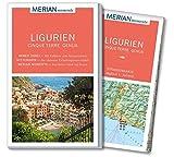 MERIAN momente Reiseführer Ligurien Cinque Terre Genua: MERIAN momente - Mit Extra-Karte zum Herausnehmen - Ralf Nestmeyer