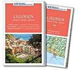 MERIAN momente Reiseführer Ligurien Cinque Terre Genua: MERIAN momente - Mit Extra-Karte zum Herausnehmen