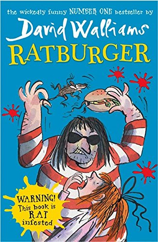 Ratburger por David Walliams