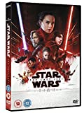 Star Wars: The Last Jedi [DVD] [2017] only £9.99 on Amazon