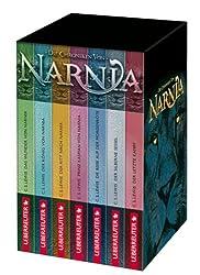 Die Chroniken von Narnia: Taschenbuch-Gesamtausgabe im Schuber
