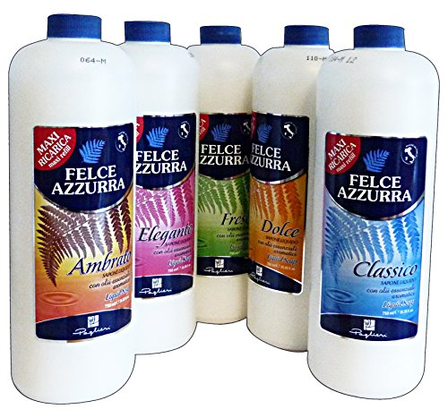 savon liquide classico ricarica 750 ml