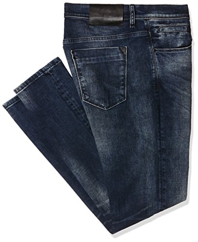 Antony Morato Carrot Stretch Waters, Jeans Uomo, Blu Denim, 46/30