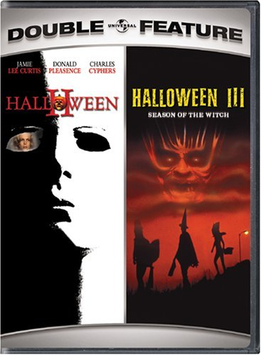 Halloween II / Halloween III: Season of the Witch (Double Feature) by Jamie Lee Curtis