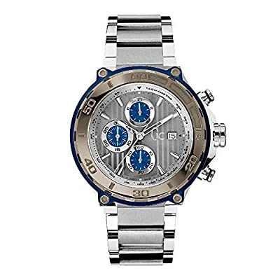 GC by Guess mens watch Sport Chic Collection GC Bold chronograph X56010G5S
