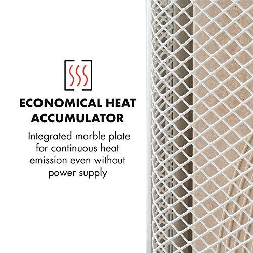 Klarstein HeatPal Marble • Infrarot-Heizpanel • Infrarot-Heizung • Wärmespeicher Bild 5*