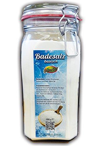 Basisches Bade-Salz - Spa Entspannung - Badezusatz