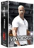 Vin Diesel - Coffret : Fast & Furious 7 + Pitch Black + xXx Reactivated