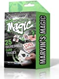 Marvin's Magic Mind-Blowing Magic 25 Incredible Card Tricks